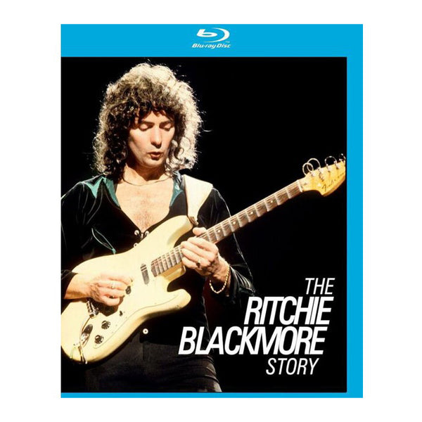 THE RITCHIE BLACKMORE STORY BLU RAY