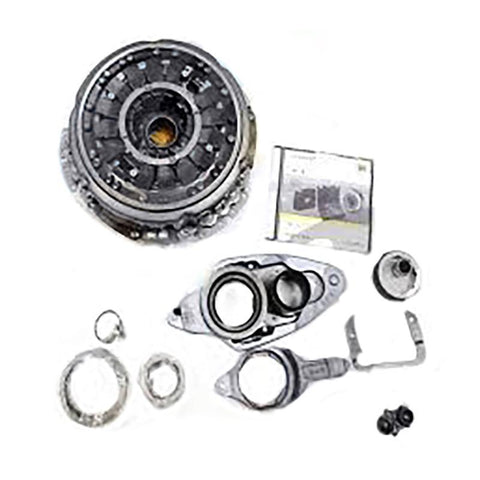 0AM VW Luk DRY Clutch Assembly Petrol DCT7