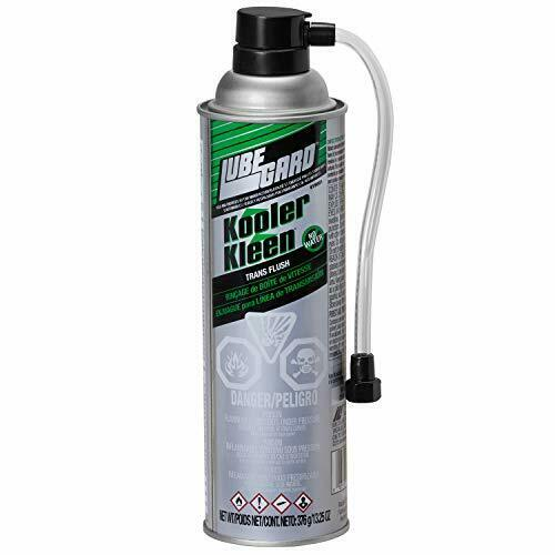 LUBEGARD Transmission Cooler Flush 13.25 FL OZ (390ml)