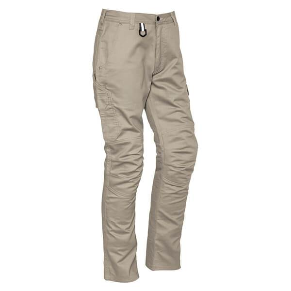Syzmik Mens Rugged Cooling Cargo Pant (Regular) Khaki