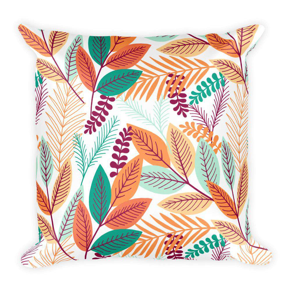 Autumn Leaves Pillow - Noeboutiques