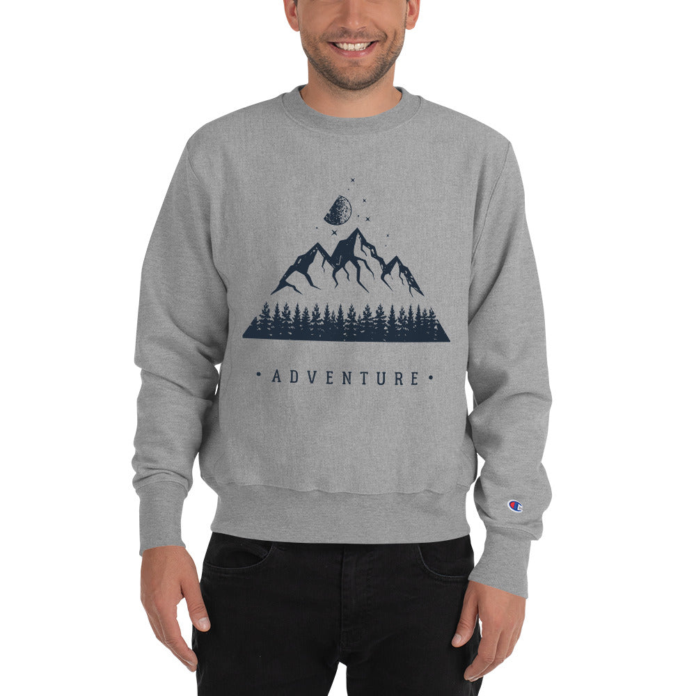 Adventure Champion Sweatshirt - Noeboutiques