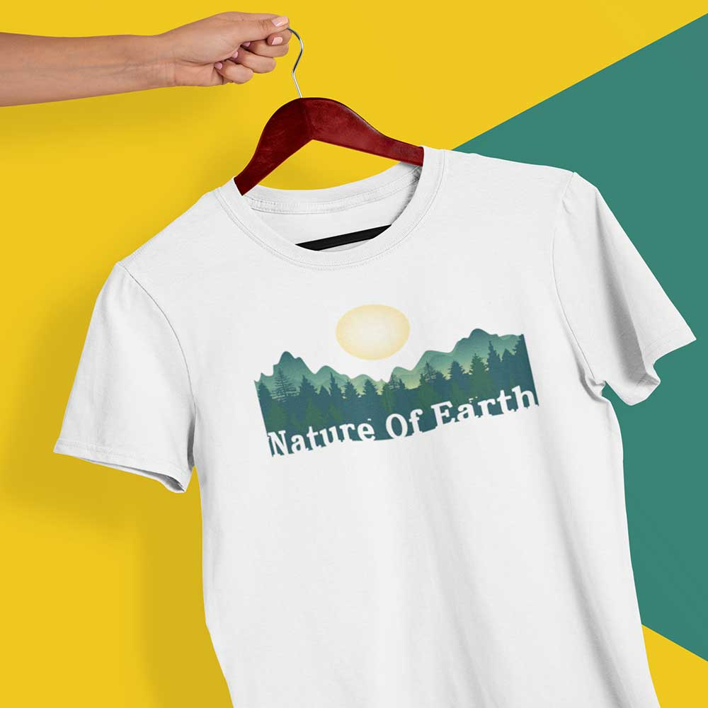 Nature Of Earth Short-Sleeve Unisex T-Shirt - Noeboutiques