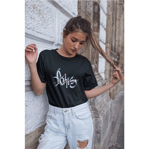 Paris Love Short-Sleeve T-Shirt - Noeboutiques