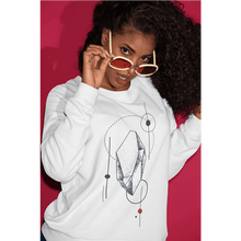 Load image into Gallery viewer, Geometric Lines Sweatshirt - Noeboutiques