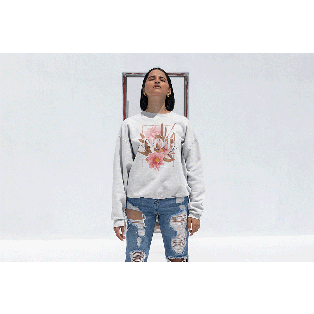 Not Sorry Sweatshirt - Noeboutiques