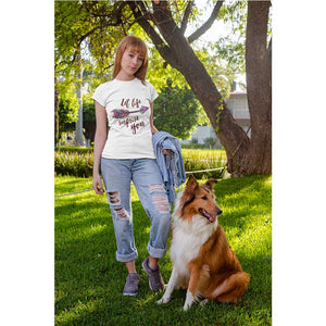 Let Life Surprise You Short-Sleeve T-Shirt - Noeboutiques