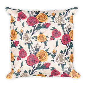Rose Pillow - Noeboutiques