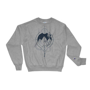 Star Mountains Champion Sweatshirt - Noeboutiques