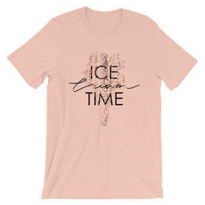Ice Cream Time Short-Sleeve T-Shirt - Noeboutiques