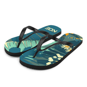 Tropical Flowers Sandal - Noeboutiques