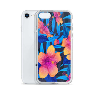 Colorful Orchid iPhone Case - Noeboutiques
