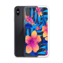 Load image into Gallery viewer, Colorful Orchid iPhone Case - Noeboutiques