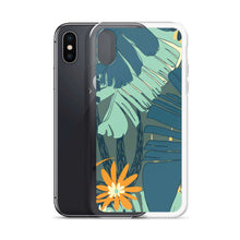 Load image into Gallery viewer, Topical Flowers iPhone Case - Noeboutiques