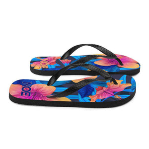 Colorful Orchid Sandals - Noeboutiques