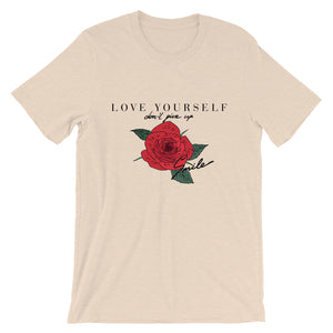 Love Yourself Short-Sleeve T-Shirt - Noeboutiques