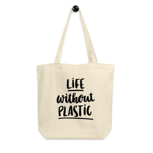 Life Without Plastic Eco Tote Bag - Noeboutiques