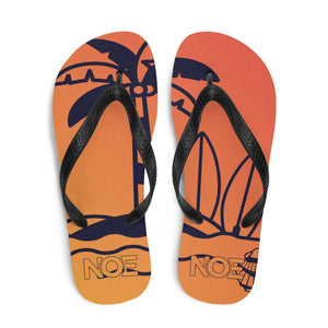 Flip-Flops Palm At Sunset Sandal - Noeboutiques