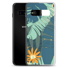 Load image into Gallery viewer, Tropical Flowers Samsung Case - Noeboutiques