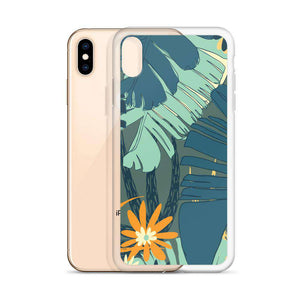 Topical Flowers iPhone Case - Noeboutiques