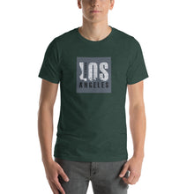 Load image into Gallery viewer, Los Angeles Short-Sleeve T-Shirt - Noeboutiques
