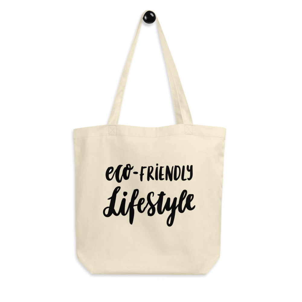 Eco-Friendly Lifestyle Eco Tote Bag - Noeboutiques