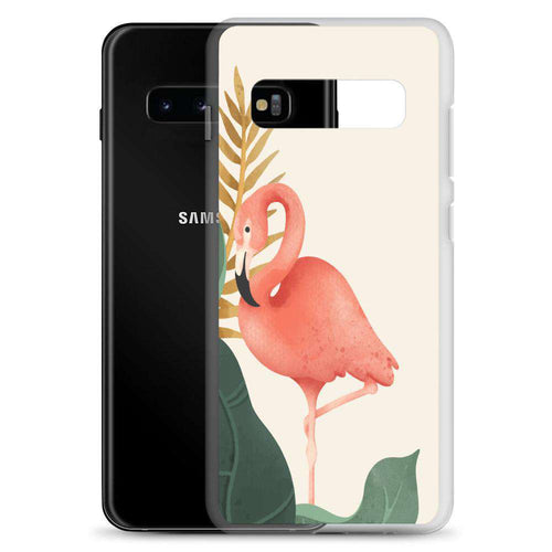 Flamingo Samsung Case - Noeboutiques