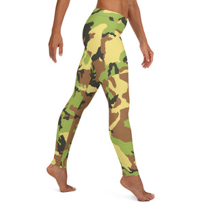 Army Leggings - Noeboutiques