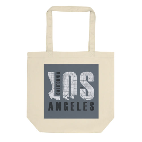 Los Angeles Eco Tote Bag - Noeboutiques