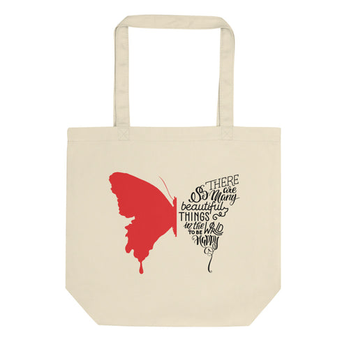 Butterfly Eco Tote Bag - Noeboutiques