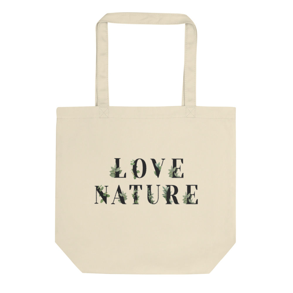 Love Nature Eco Tote Bag - Noeboutiques