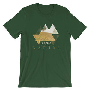 Inspire Nature Short-Sleeve T-Shirt - Noeboutiques