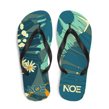Load image into Gallery viewer, Tropical Flowers Sandal - Noeboutiques