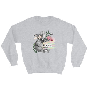 Hate Love Sweatshirt - Noeboutiques
