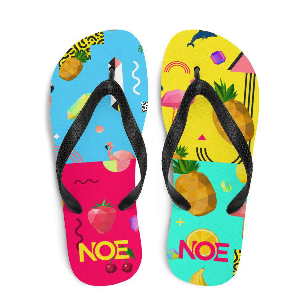Summer Color Mix Sandal - Noeboutiques