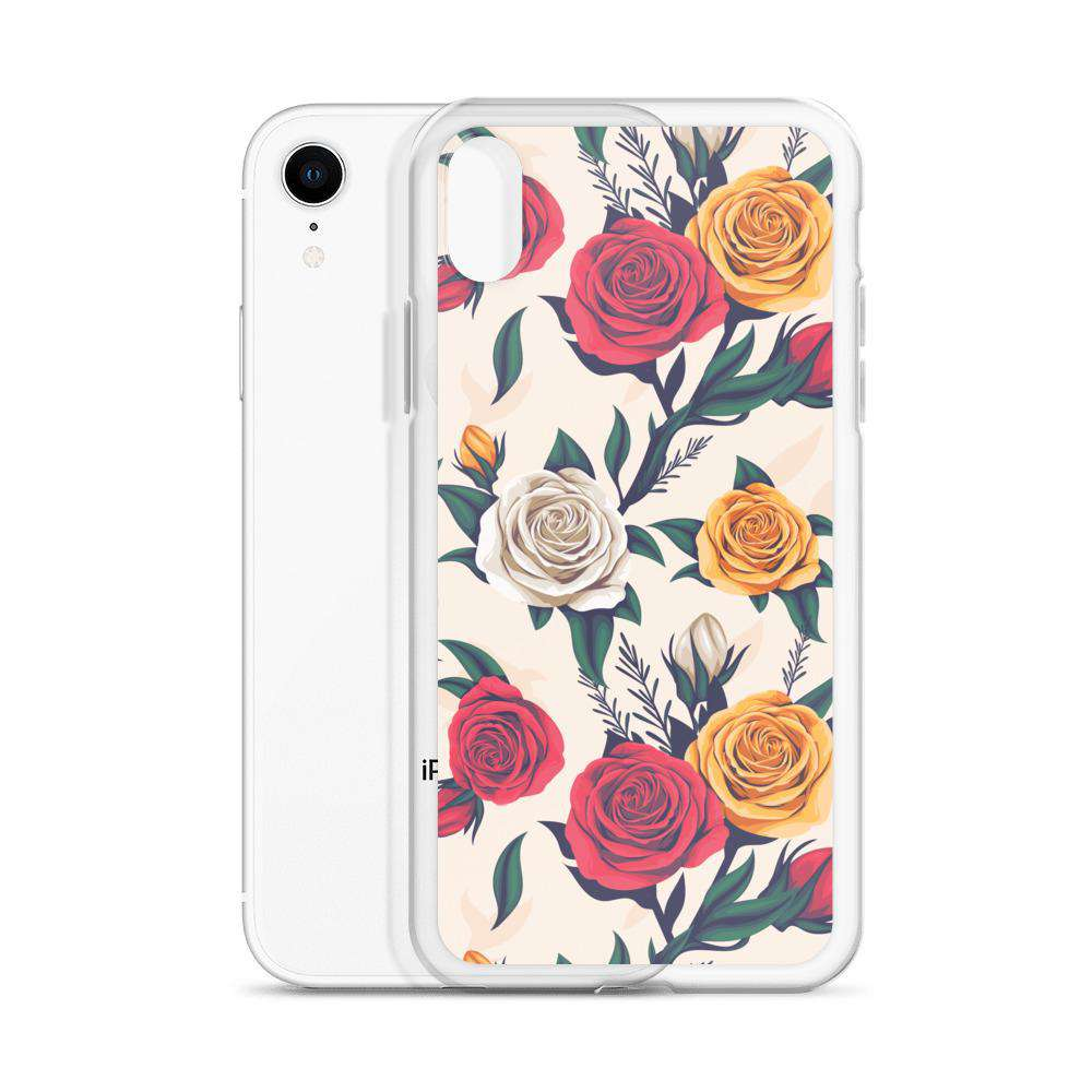 Rose iPhone Case - Noeboutiques