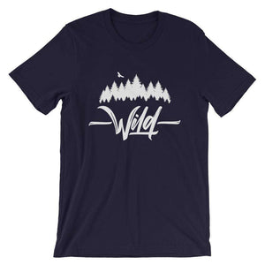 Wild Short-Sleeve T-Shirt - Noeboutiques
