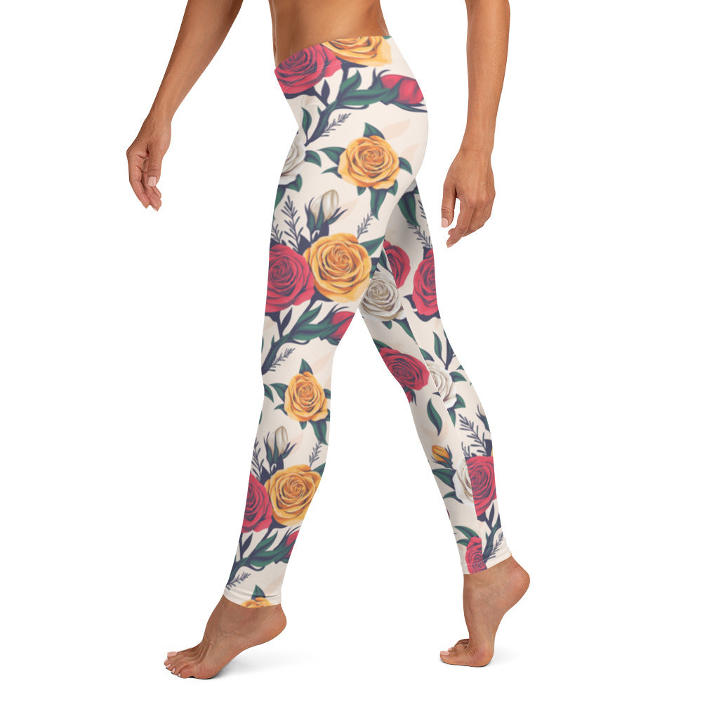 Rose Leggings - Noeboutiques