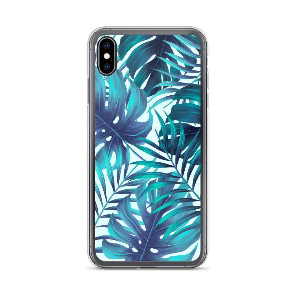 Tropical Leaves iPhone Case - Noeboutiques