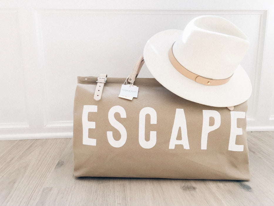Escape Canvas Bag