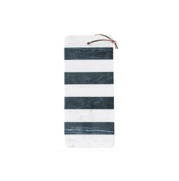 Black & White Marble Cutting Board