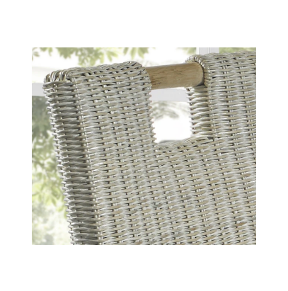 Rattan-wicker Counter Stool