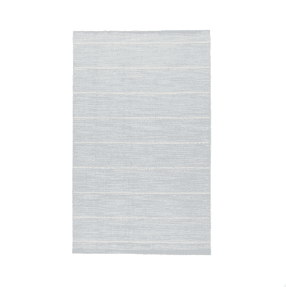 Cape Cod Celestial Blue Light Gray Rug