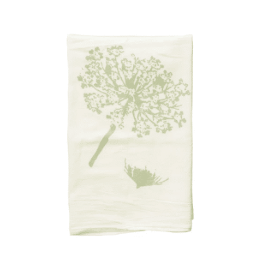 Queen Anne's Lace Kitchen Tea Towel