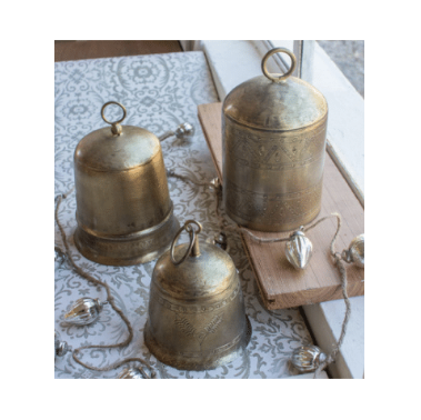 Brass Finish Bell