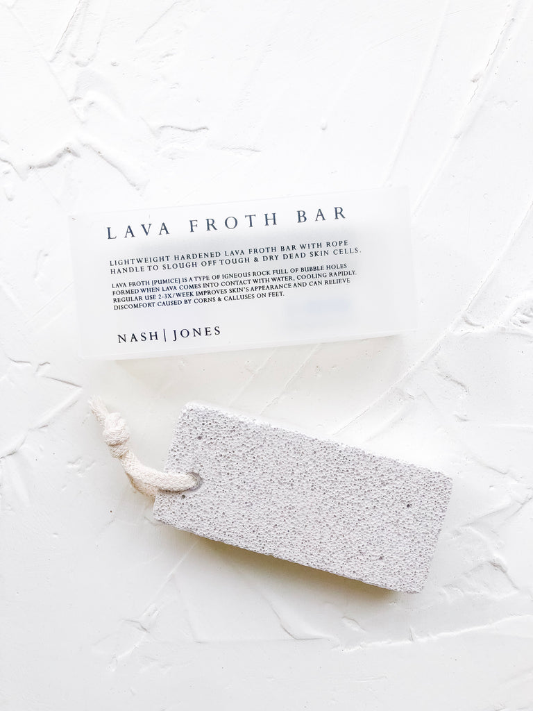 Lava Froth Bar
