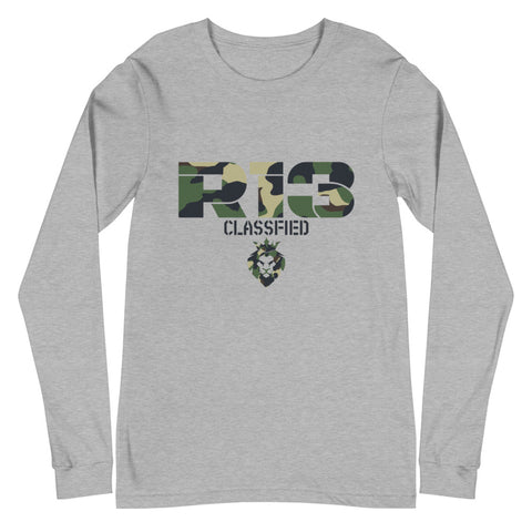 R13 Long Sleeve Tee