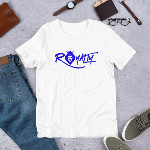 Royalty Blue Short Sleeve