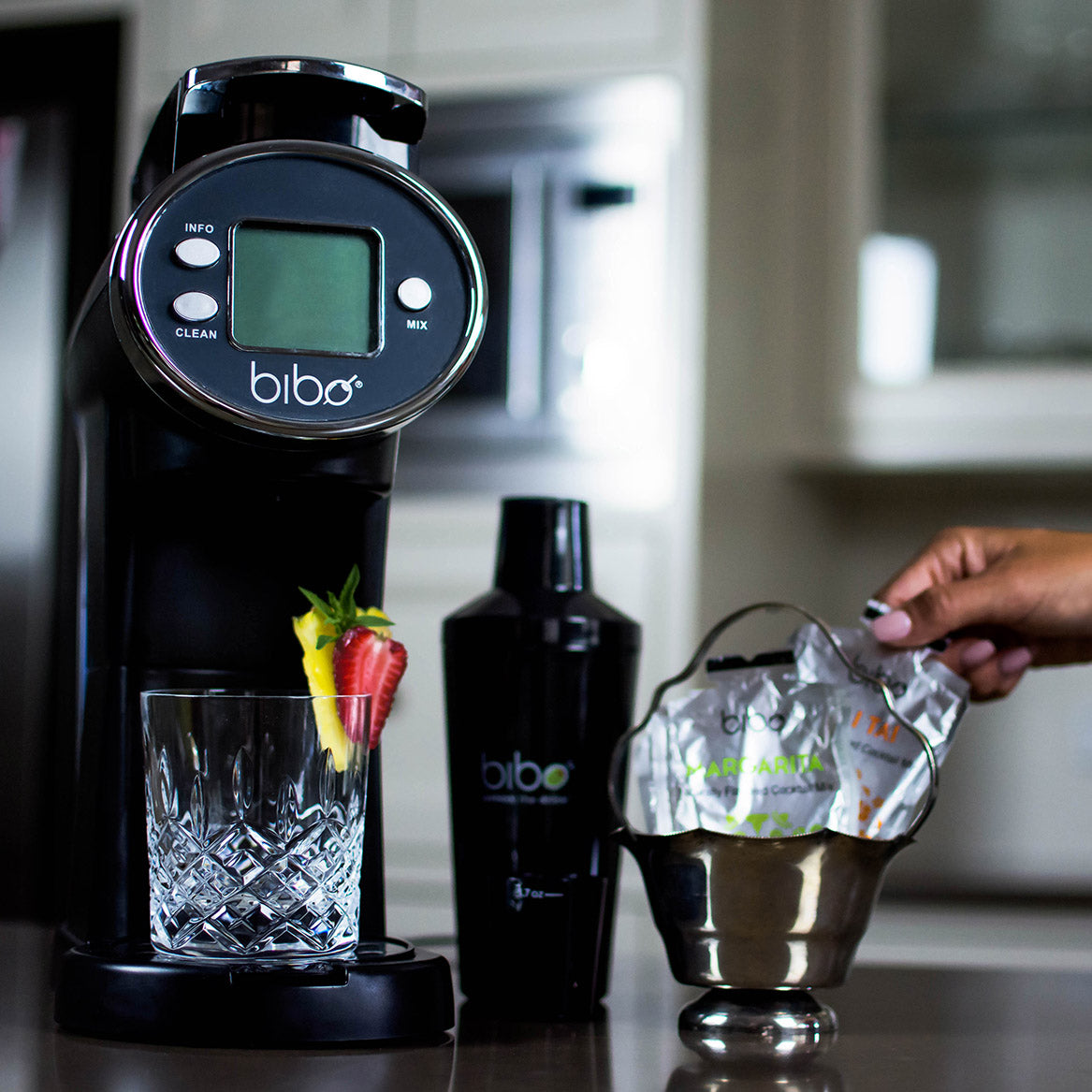The Bibo Barmaid System Makes the Top 10 of the Wiki of 2018's Best Margarita Machines