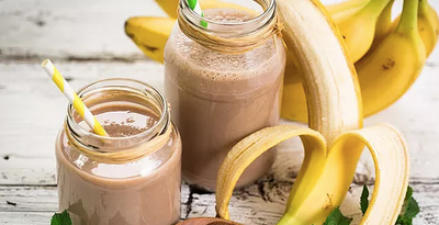 "Bone Broth Chocolate ""Mocha"" Smoothie"